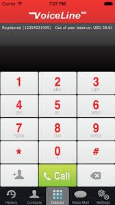 App voiceline Eds Perú